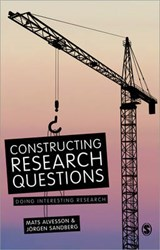 Constructing Research Questions | Mats Alvesson |