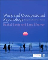 Work and Occupational Psychology | Rachel Lewis |