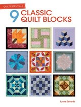 9 Classic Quilt Blocks | Lynne Edwards |