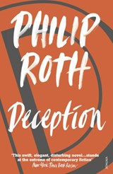 Deception | Philip Roth |