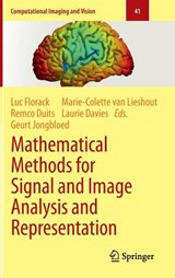 Mathematical Methods for Signal and Image Analysis and Representation | auteur onbekend |