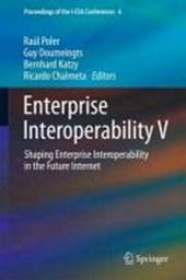 Enterprise Interoperability V