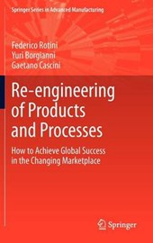 Re-engineering of Products and Processes | Federico Rotini |