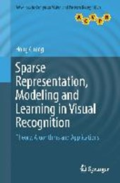 Sparse Representation, Modeling and Learning in Visual Recognition
