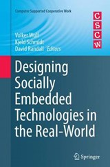 Designing Socially Embedded Technologies in the Real-world | auteur onbekend |