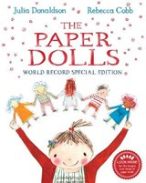 Paper Dolls World Record Edition | Julia Donaldson |