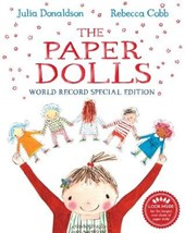Paper Dolls World Record Edition