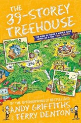 39-storey treehouse | Andy Griffiths |