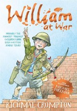 William at War | Richmal Crompton ; Thomas Henry ; Michael Foreman |