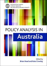 Policy Analysis in Australia | auteur onbekend |