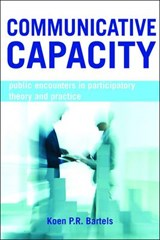 Communicative Capacity | Koen P. R. Bartels |