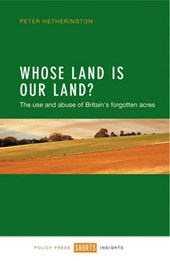 Whose land is our land?