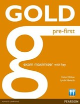 Gold Pre-First Maximiser (with Key) | Helen Chilton |