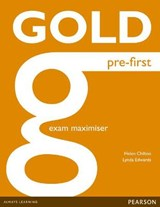 Gold Pre-First Maximiser without Key | Helen Chilton |