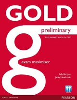 Gold Preliminary Maximiser without Key | Sally Burgess |