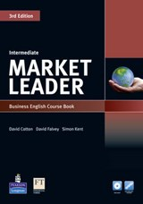 Market Leader. Intermediate Coursebook (with DVD-ROM incl. Class Audio) & MyLab |  |