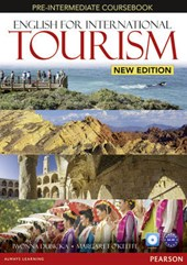 English for International Tourism New Edition Pre-intermediate Coursebook (with DVD-ROM)