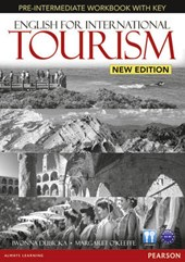 English for International Tourism Pre-Intermediate New Edition Workbook with Key and Audio CD Pack