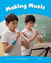 Penguin Kids 1 Making Music Reader CLIL AmE