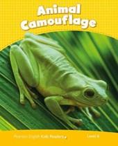 Penguin Kids 6 Animal Camouflage Reader CLIL AmE