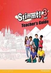 Stimmt! 3 Rot Teacher Guide