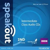 Speakout Intermediate Class CDs (3)