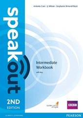 Speakout Intermediate. Workbook with Key