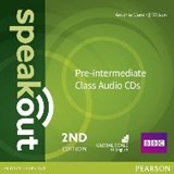 Speakout Pre-Intermediate 2nd Edition Class CDs (3) | Antonia Clare; J. J. Wilson |