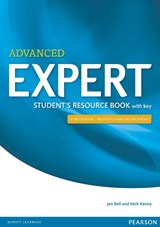 Expert Advanced 3rd Edition Student's Resource Book with Key | Jan Bell |