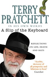 A Slip of the Keyboard | Terry Pratchett |