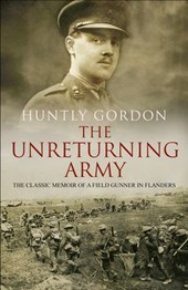 The Unreturning Army | Huntly Gordon |