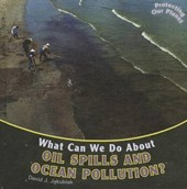 What Can We Do about Oil Spills and Ocean Pollution?