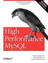 High Performance MySQL | Baron Schwartz |