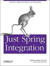 Just Spring Integration | Madhusudhan Konda |