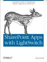 SharePoint Apps with LightSwitch | Paul Ferrill |