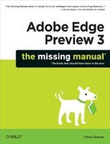 Adobe Edge Preview 3: The Missing Manual | Chris Grover |