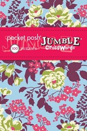 Pocket Posh Jumble Crosswords | The Puzzle Society |