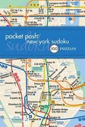 Pocket Posh New York Sudoku
