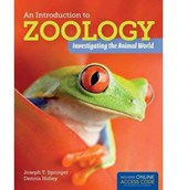 An Introduction to Zoology | Springer, Joseph T. ; Holley, Dennis |