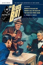 The Black Bat Omnibus Volume