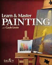 Learn & Master Painting [With 3 CDs and 20 Instructional DVDs]