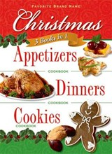 3 in 1 Christmas Recipes | auteur onbekend |