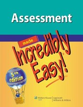 Assessment Made Incredibly Easy! | Karen C. Comerford |