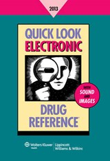 Quick Look Electronic Drug Reference |  |