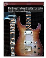 Easy Fretboard Guide for Guitar | Shawn Tate Davis |