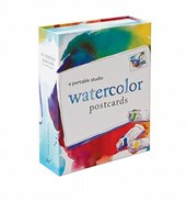 Watercolor Postcards | Chronicle Books |