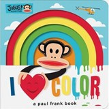Julius  I Love Color! | Paul Frank |