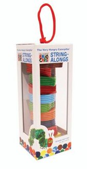 The Very Hungry Caterpillar String-Alongs