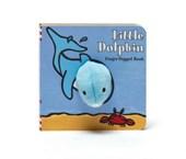 Little Dolphin Finger Puppet Book