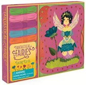 Fantastical Fairies Lacing Cards